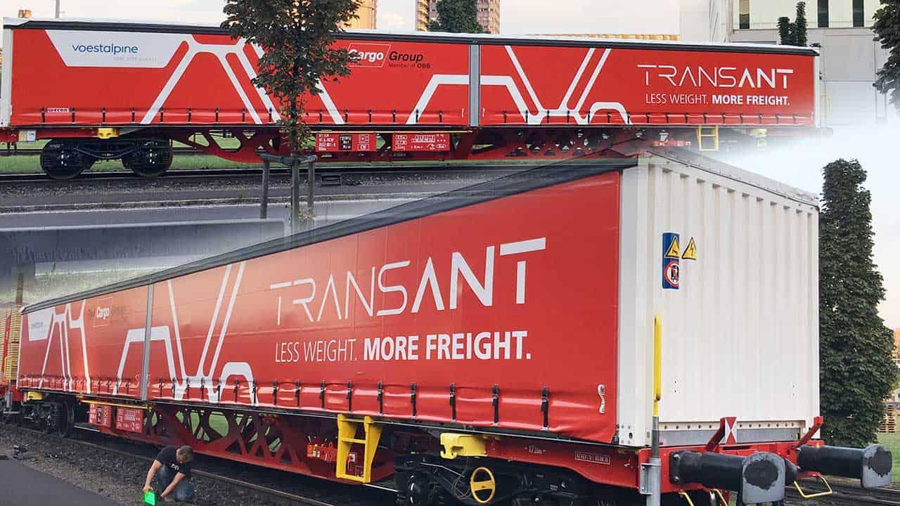 Bahntechnik: Rail Cargo Group/TransANT